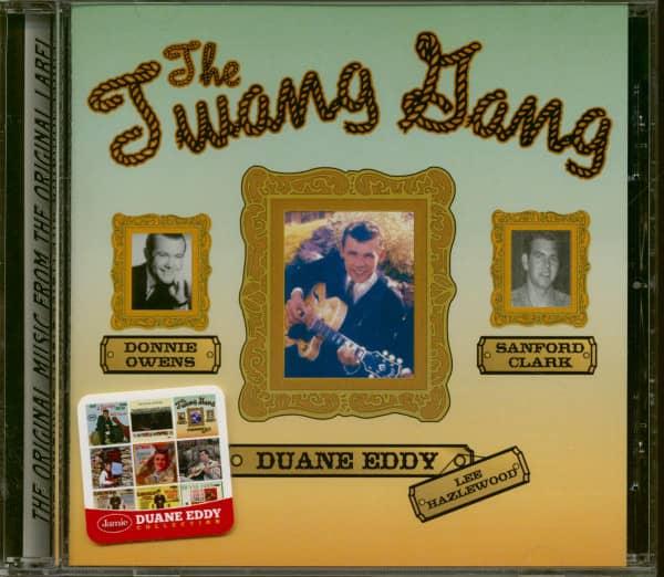 The Twang Gang (CD)