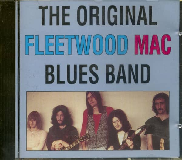 The Original Fleetwood Mac Blues Band (CD)