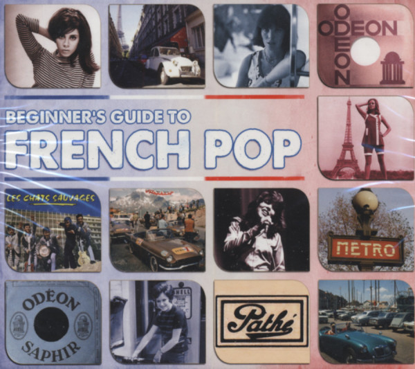 Beginner's Guide To French Pop (3-CD)