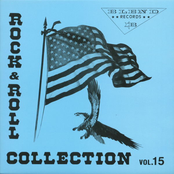 Rock & Roll Collection Vol.15 (LP)