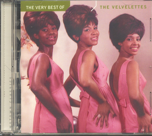 The Very Best Of The Velvelettes (CD, US)