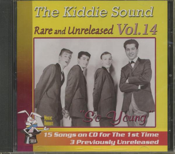 The Kiddie Sound, Vol.14 (CD)