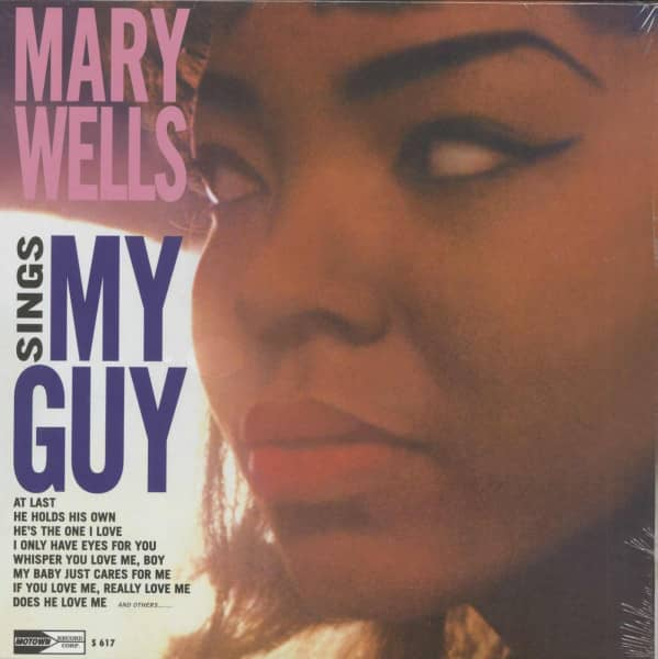 Mary Wells Sings My Guy (LP, Vinyl 180 Gram)