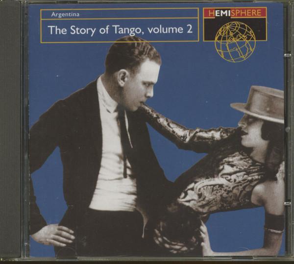 The Story Of Tango, Vol.2 (CD)