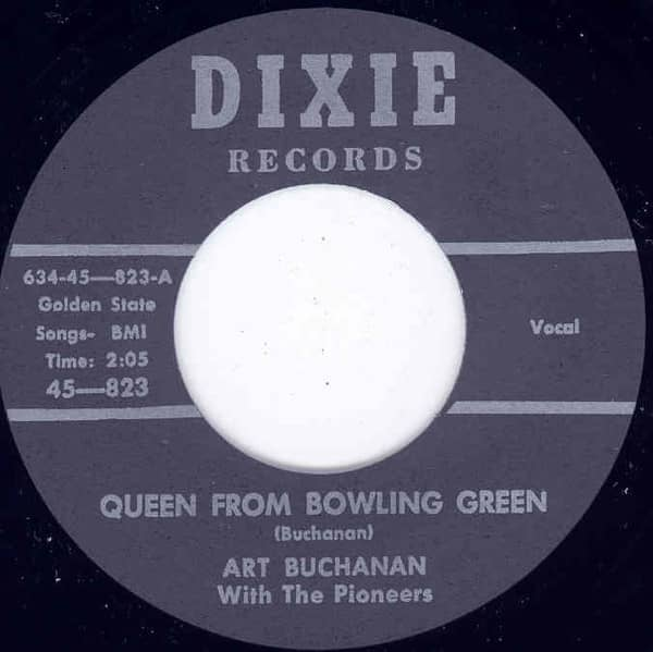 Queen From Bowling Green - Wonder Why