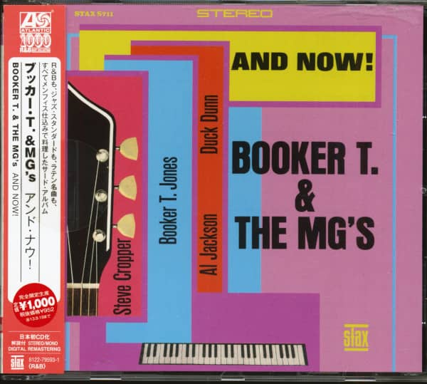 And Now! (CD, Japan)
