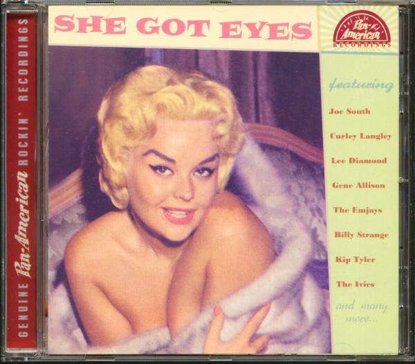 She Got Eyes (CD)