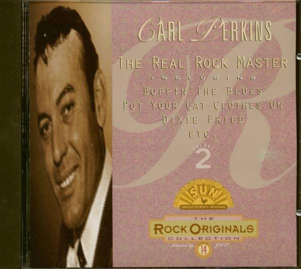 Collection Rock Originals Vol.14 - Carl Perkins Vol.2 (CD)