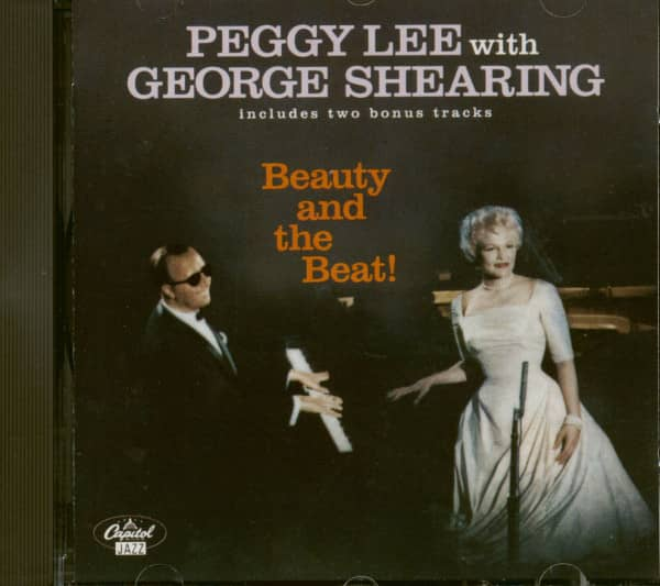 Beauty And The Beat (CD)