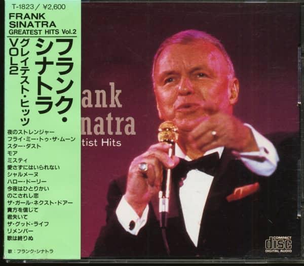 Greatest Hits Vol.2 (CD, Japan)