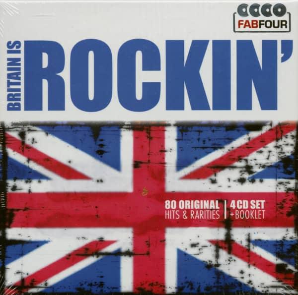 Britain Is Rockin' (4-CD)