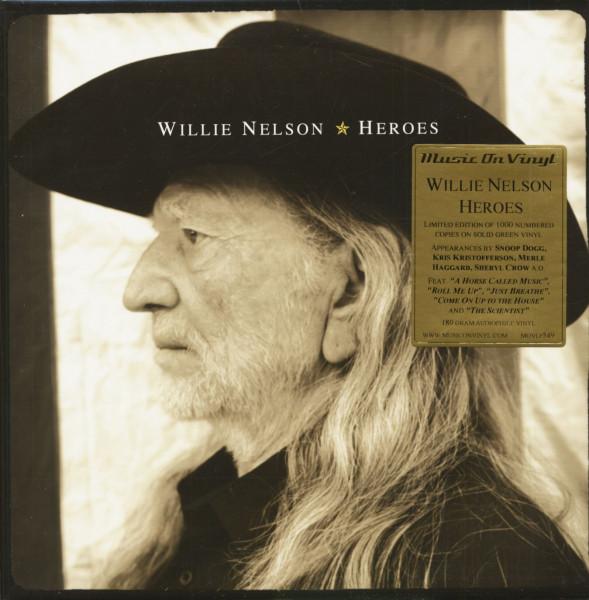 Heroes (2-LP, 180g Colored Vinyl, Ltd.)
