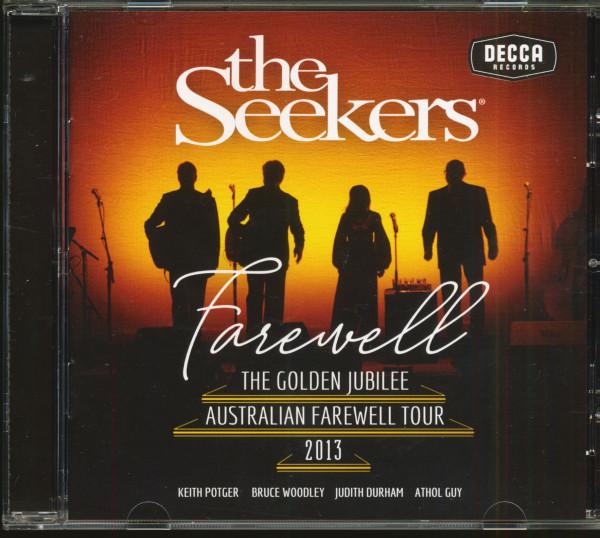Farewell - The Golden Jubilee Australian Farewell Tour 2013 (CD)