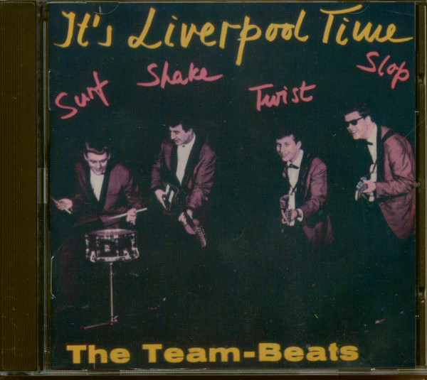 It's Liverpool Time (CD)