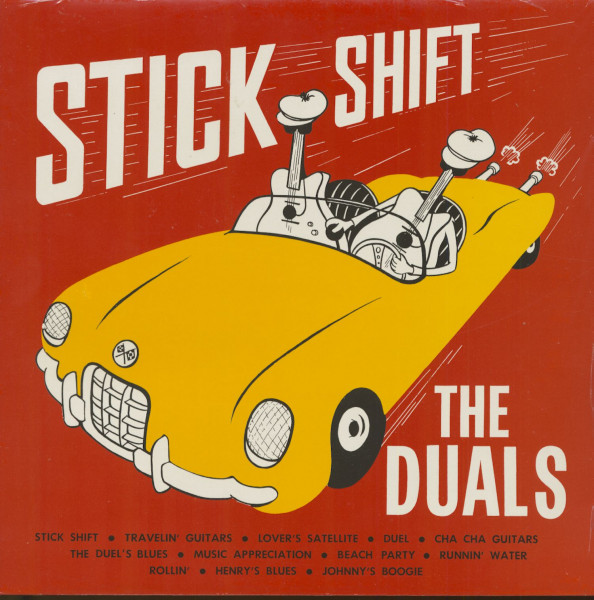Stick Shift (LP)