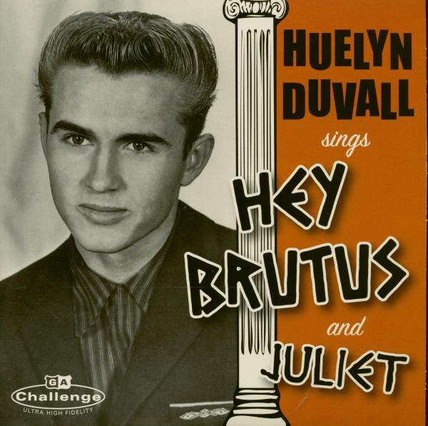 Hey Brutus - Juliet (7inch, 45rpm, PS)