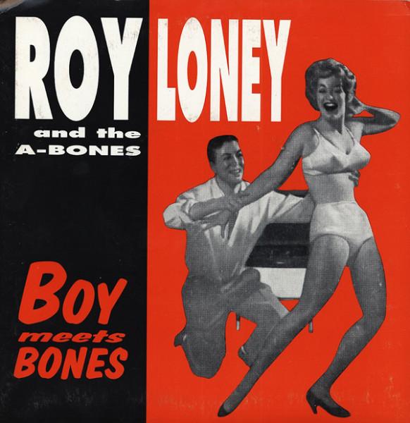Boy Meets Bones 7inch, 45rpm, EP