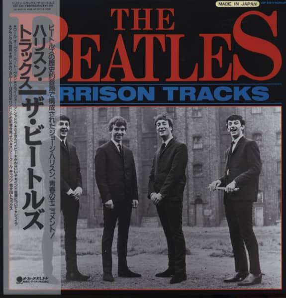 Harrison Tracks (Japan - mono - 4p.inlay)