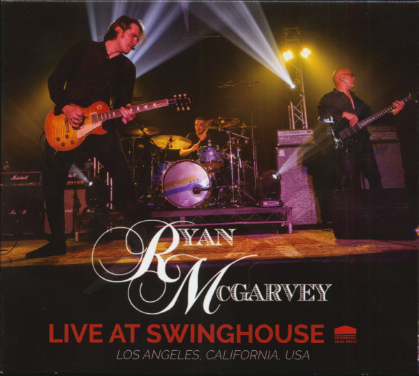 Live At The Swinghouse (CD)