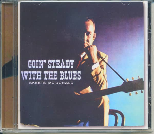 Goin' Steady With The Blues (CD)