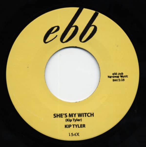 She's My Witch - Rumble Rock 7inch, 45rpm