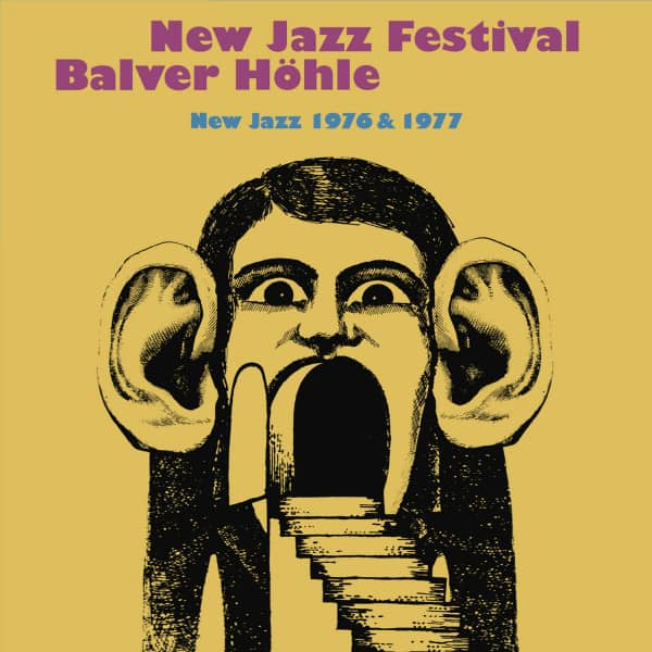 New Jazz Festival Balver Höhle 1976 & 1977 (8-CD Box)