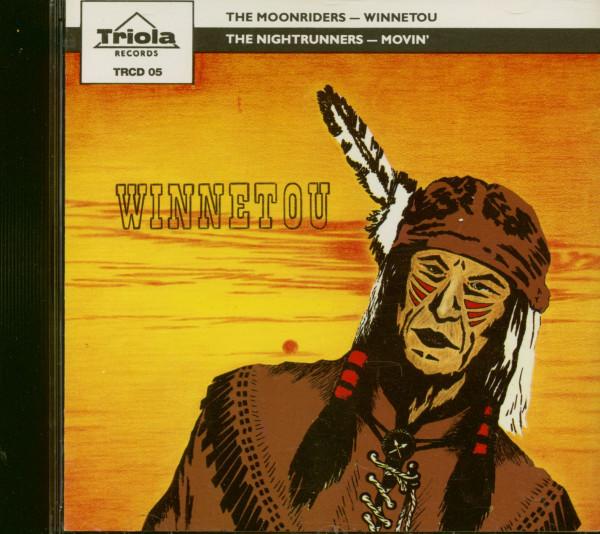 Moonriders - Nightrunners (CD)