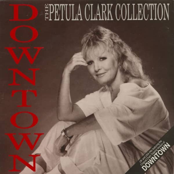 Downtown - The Petula Clark Collection (LP)