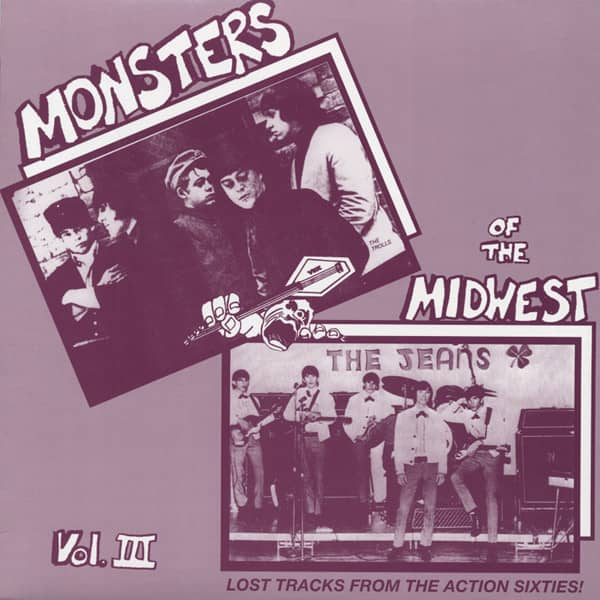 Vol.3, Monsters Of The Midwest