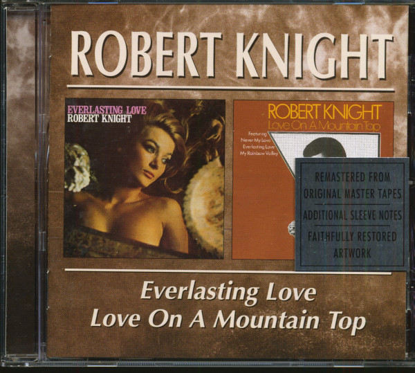 Everlasting Love - Love On A Mountain Top (CD)