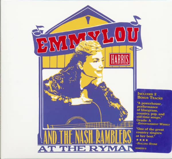 At The Ryman (CD)