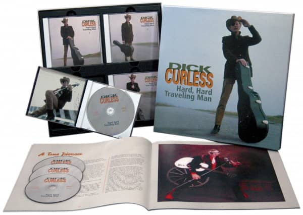 Hard, Hard Traveling Man (4-CD Deluxe Box Set)