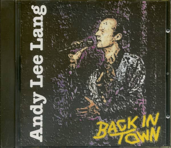 Back In Town (CD)