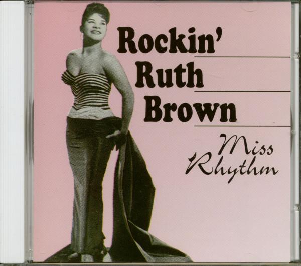 Rockin' Ruth Brown - Miss Rhythm (CD)