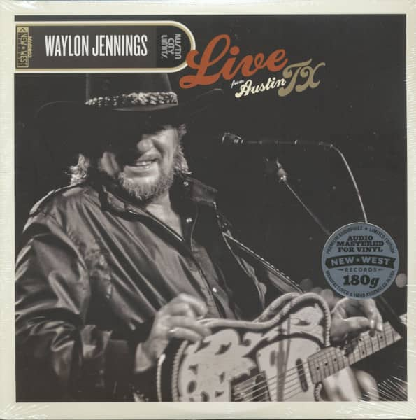 Live From Austin TX 1989 (2-LP, 180g Vinyl, Ltd. Edition)