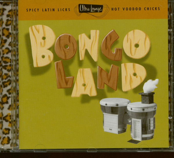 Ultra Lounge - Bongoland Vol.17 (CD)