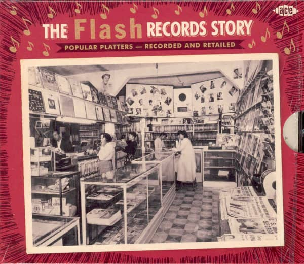 The Flash Records Story (2-CD)