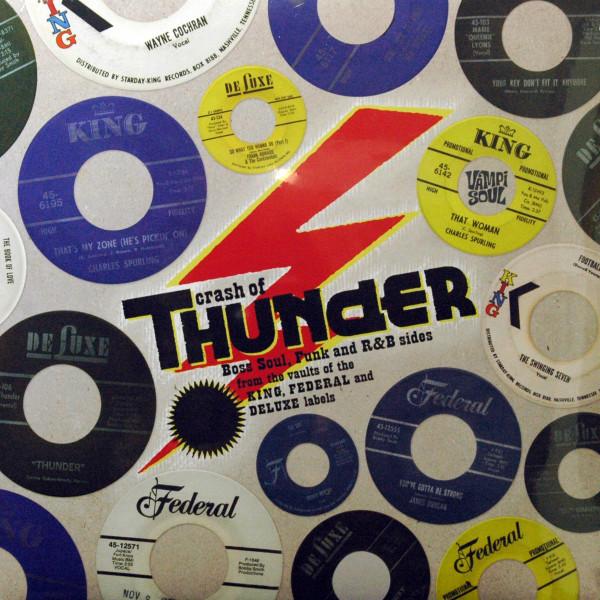 Crash Of Thunder - King Funk! (2-LP)