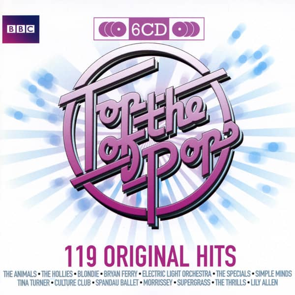 Top Of The Pops (6-CD)