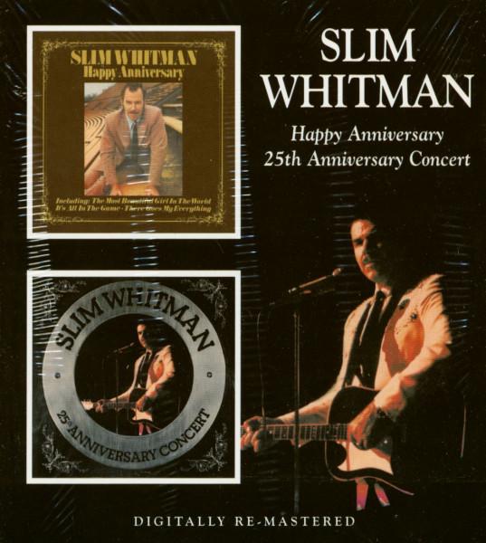 Happy Anniversary & 25th Anniversary Concert (CD)
