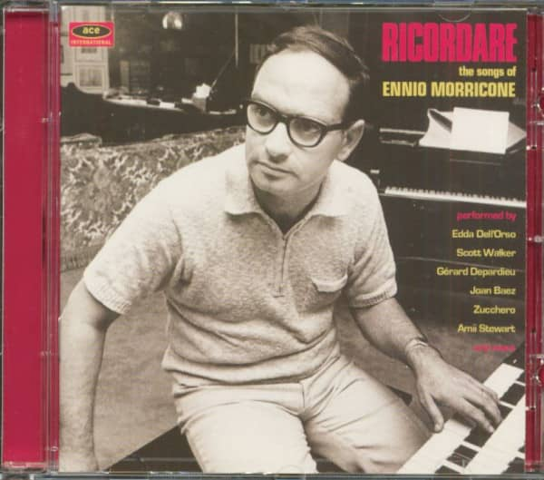 Ricordare - The Songs Of Ennio Morricone (CD)