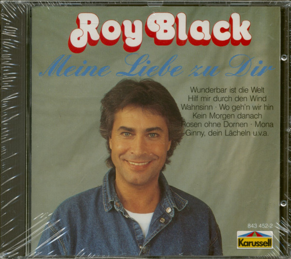 Meine Liebe Zu Dir (CD)