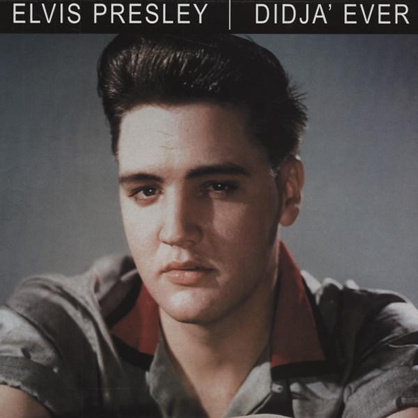 Didja' Ever - (Black Vinyl) Ltd.2011