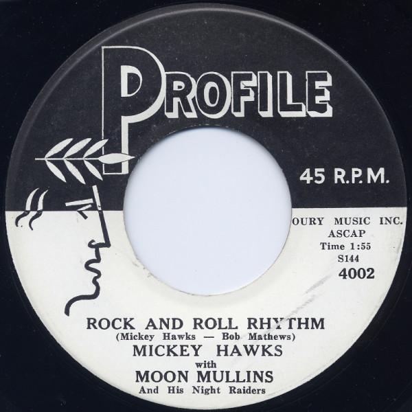 Rock & Roll Rhythm - Bip Bop Boom 7inch, 45rpm