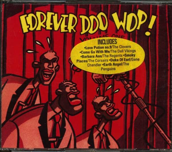 Forever Doo Wop, Vol.1 (CD)