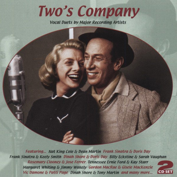 Two's Company - Vocal Duets (2-CD)