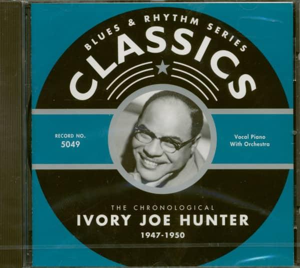The Chronological 1947-1950 (CD)