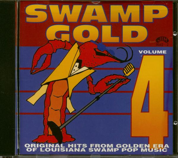 Swamp Gold Vol.4 (CD)