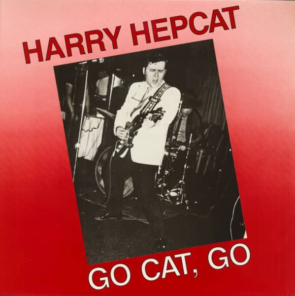 Go Cat Go (LP)