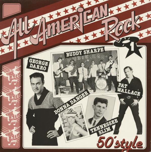 All American Rock, Vol.1 (LP)